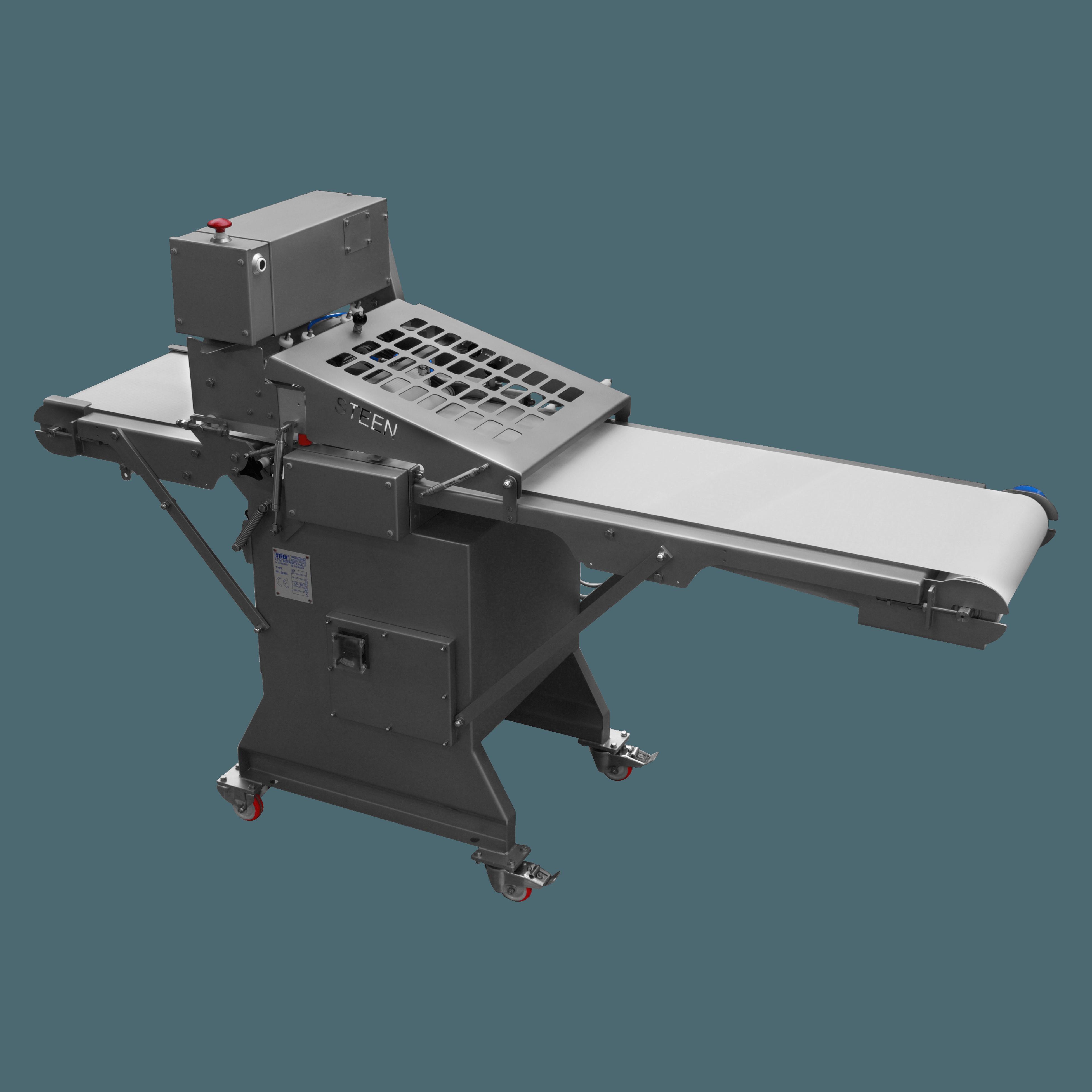 Steen automatic skinner long model st600 v machine equipment for Fish skinner machine